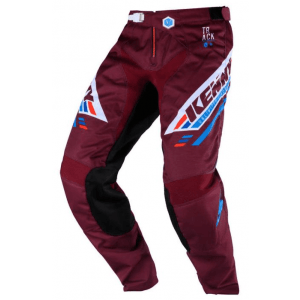 Kenny Crossbroek Track Burgundy