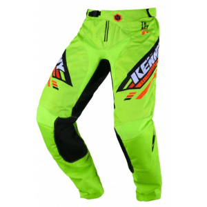 Kenny Crossbroek Track Lime Black