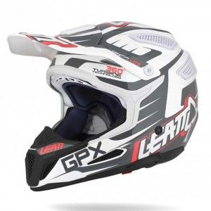 Leatt Crosshelm GPX 5.5 V03 Red