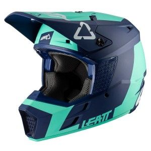 Leatt Crosshelm GPX 3.5 V20.2 Aqua