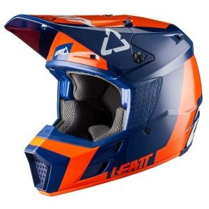 Leatt Crosshelm GPX 3.5 V20.2 Orange