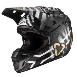 Leatt Crosshelm GPX 5.5 V20.2 Zebra