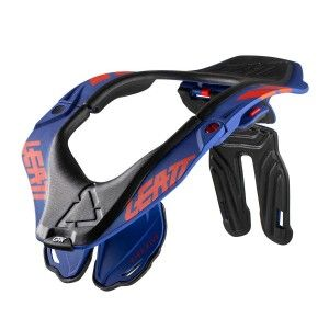Leatt Neck Brace GPX 5.5 Junior Royal Blue