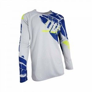 Shot Crossshirt Aerolite Magma Grey/Neon Yellow