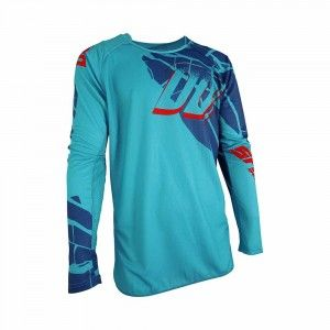 Shot Crossshirt Aerolite Magma Mint/Red