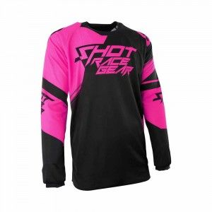 Shot Crossshirt Contact Claw Neon Pink