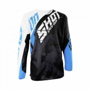 Shot Crossshirt Devo Squad Blue