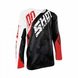 Shot Crossshirt Devo Squad Red