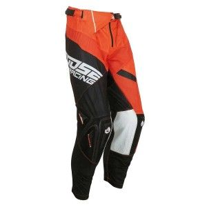 Moose Racing Crossbroek Sahara Orange/Black