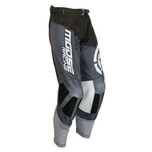 Moose Racing Crossbroek M1 Black/Gray