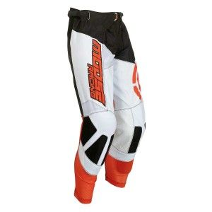 Moose Racing Crossbroek M1 Black/Orange