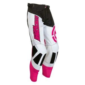 Moose Racing Crossbroek M1 Black/Pink
