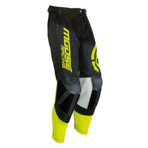 Moose Racing Crossbroek M1 Black/Hi-Viz