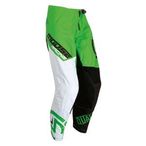 Moose Racing Crossbroek Qualifier Green/White
