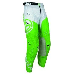 Moose Racing Crossbroek Sahara Green/White