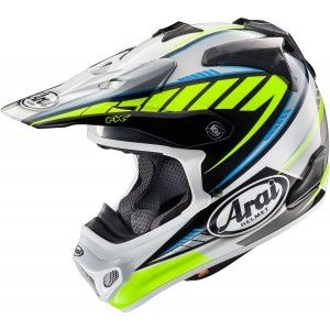 Arai Crosshelm MX-V Rumble Yellow