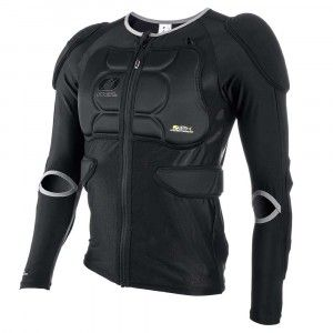 O'Neal BP Kinder Body Protector Jacket Black
