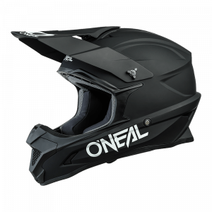 O'Neal Kinder Crosshelm 1 Series Flat Black