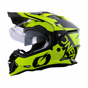 O'neal Crosshelm/Endurohelm Sierra R Neon Yellow/Black