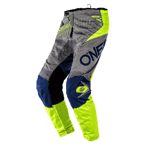 O'Neal Element  Factor Crossbroek Grey/Neon Yellow