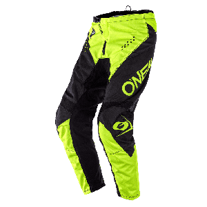 O'Neal Element  Racewear Crossbroek Black/Neon Yellow