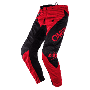 O'Neal Element  Racewear Crossbroek Black/Red