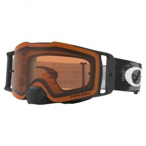 Oakley Crossbril Front Line MX Matte Black Speed/Prizm™ Bronze