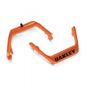 Oakley Airbrake Outrigger-Metallic Orange