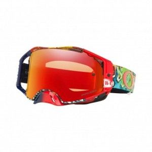 Oakley Airbrake Crossbril Jeffrey Herlings Graffito Prizm Torch
