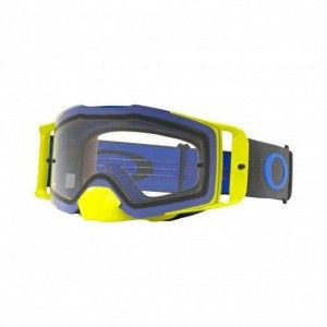 Oakley Crossbril Front Line Blue/Fluor Yellow