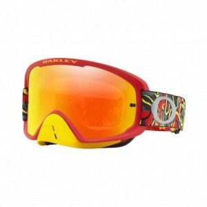 Oakley Crossbril O Frame 2.0 MX Camo Vine Night Iridium
