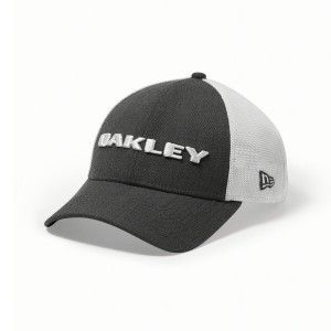 Oakley Heather New Era Cap Black