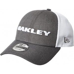 Oakley Heather New Era Cap Grey