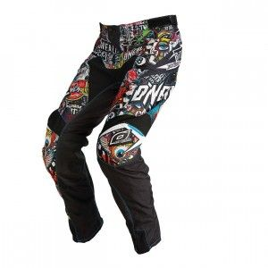 O'Neal Mayhem Pants Crank Black/Multi