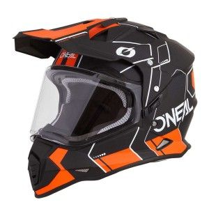 O'neal Crosshelm/Endurohelm Sierra II Comb Black/Orange