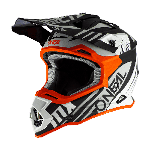 O'Neal Crosshelm 2 Series Spyde Black/Fluor Orange