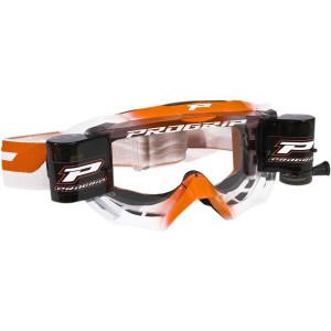 Progrip Crossbril 3200 Venom Roll-Off Oranje/Wit