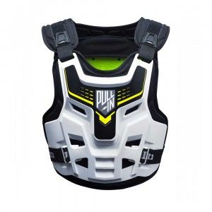 Pull-In Chest Protector White