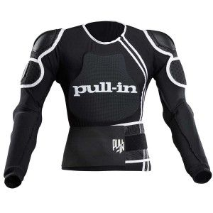 Pull-In Protectievest Black