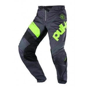 Pull-In Crossbroek Challenger Race Charcoal/Lime