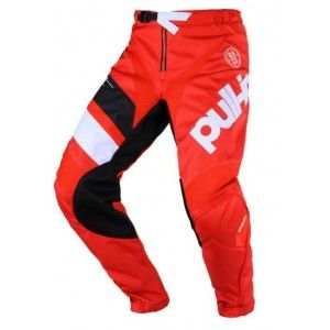 Pull-In Crossbroek Challenger Red White