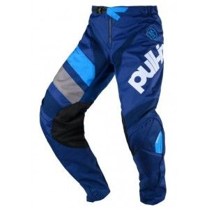 Pull-In Crossbroek Challenger Race Navy/Cyan