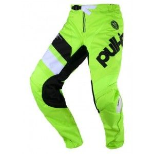 Pull-In Kinder Crossbroek Race Full Lime