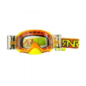 Rip `n Roll Crossbril Platinum (48mm Roll Off) Orange Fluo