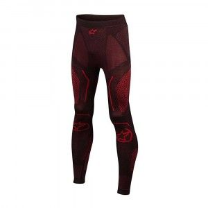 Alpinestars Broek Ride Tech Summer Red