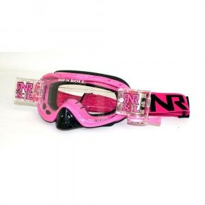 Rip 'n Roll Crossbril Hybrid XL Roll-Off Pink