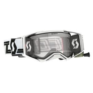 Scott Prospect Crossbril Super WFS Black/White