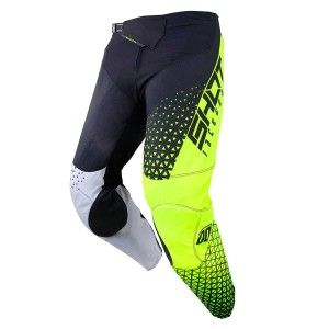 Shot Crossbroek Aerolite Delta Grey/Neon Yellow