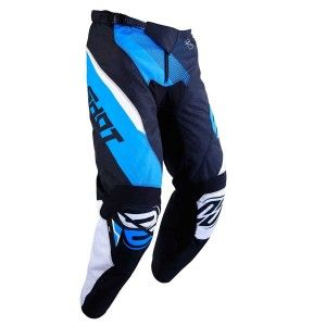 Shot Kinder Crossbroek Devo Ultimate Black/Blue