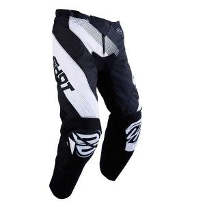 Shot Kinder Crossbroek Devo Ultimate Black/White